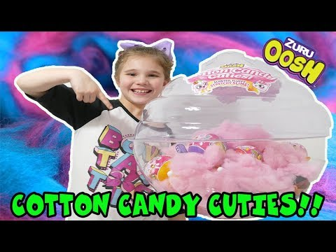 Cotton Candy Cuties! Super Satisfying Cotton Candy Slime! Mp3