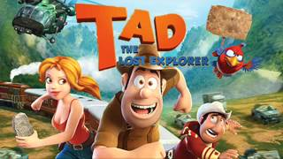 Film Recommendations - Tad the Lost Explorer