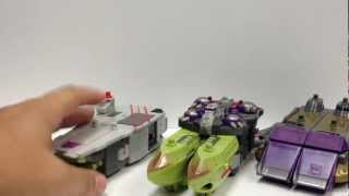 Transformers: Armada - TIDAL WAVE