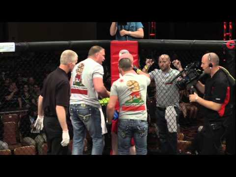 CES MMA XXIII: BRANDON CHAGNON vs RALPH JOHNSON