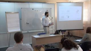 Мастер-класс Александра Воробьева «E-learning: внедрение дистанционного обучения в компании» Часть 1