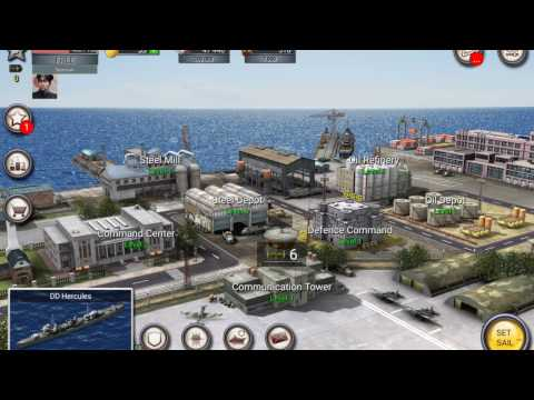 Navy Field - Android gameplay GamePlayTV