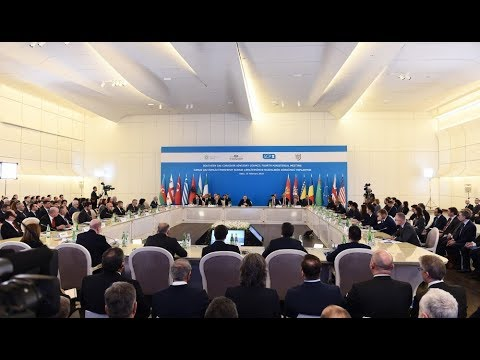 Fourth Ministerial Meeting of Southern Gas Corridor Advisory Council gets underway in Baku