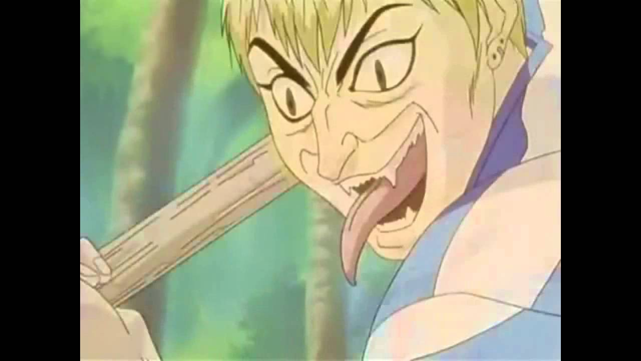 Evil onizuka for five minutes