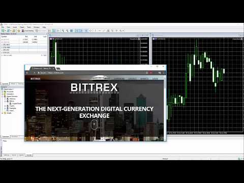 Add Crypto Currency Market From Bittrex To Metatrader 5