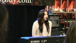 I Don't Wanna Be A Bride- Vanessa Carlton (Live at Best Buy)