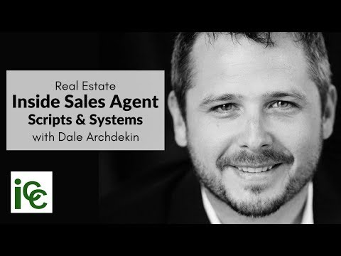 Real Estate Inside Sales Agent - ISA Scripts & Systems