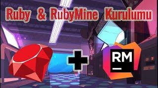 RUBY VE RUBYMINE KURULUMU INTERPRETER HATASI Ruby Dersleri 2019 1