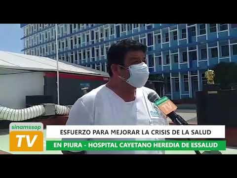 Dirigentes del hospital Cayetano Heredia demandaron solución urgente de problemas de gestión