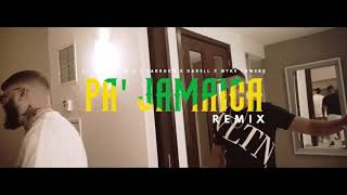 Pa Jamaica remix  x farruko x mike towers x darel video official