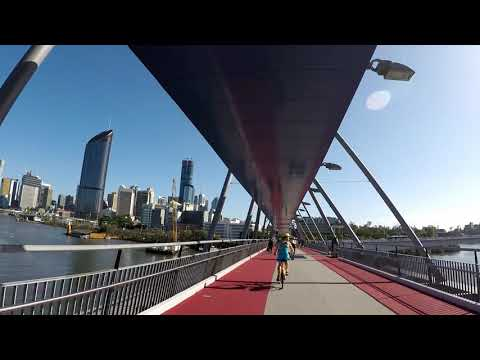Brisbane morning adventure then to Surfers Paradise