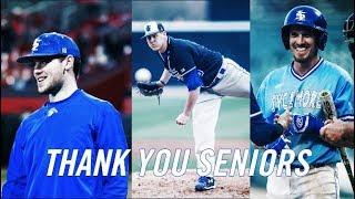 Baseball Senior Day Video