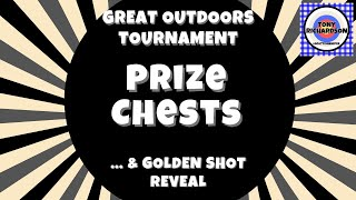 Golf Clash - Great Outdoors Prize Chests (Expert Gold) & Golden Shot reveal