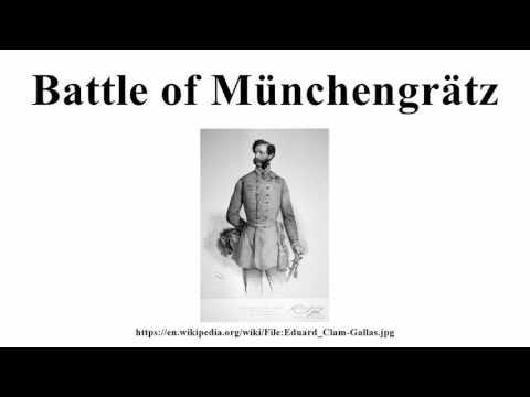 Battle of Münchengrätz