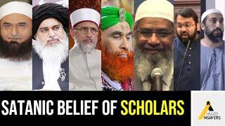 SHOCKING : Dangerous Satanic Belief of Muslim Scholars : Islam Ahmadiyya is The Cure