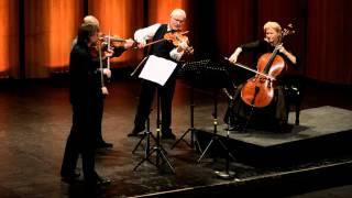 Brodsky Quartet en Instrumenta Oaxaca 2014