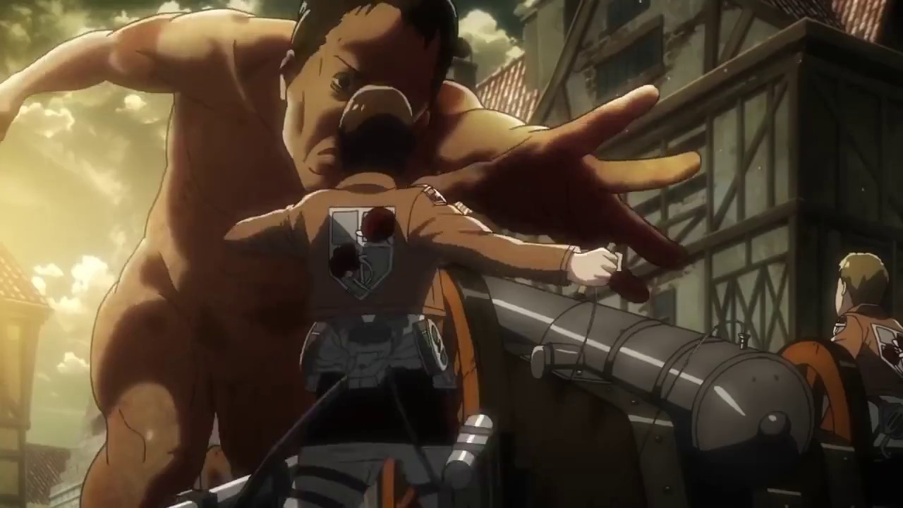 Intro Attack on Titan Season 2 Official Opening Song - YouTube