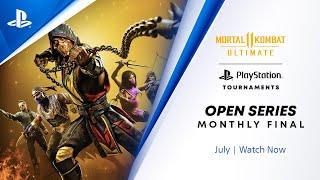 Mortal Kombat 11 : EU Monthly Finals : PlayStation Tournaments Open Series