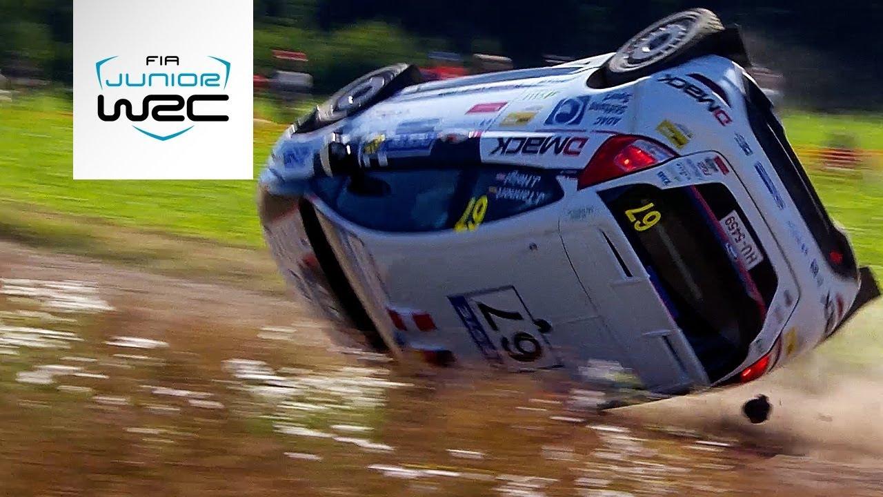 FIA Junior WRC - Neste Rally Finland 2017: JWRC Event Highlights