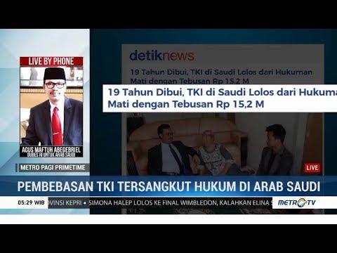 Indonesia Sukses Bebaskan TKI Tersangkut Hukum di Arab Saudi Mp3