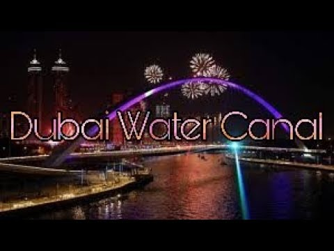 Dubai Water Canal,Documentary