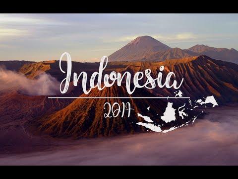 INDONESIA (Bali, Java, Gili Island) - Road trip 2017 - Friends and fun trip (GoPro)