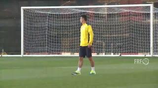 Tricolorii U21 au ajuns la stadion înaintea meciului cu Țara Galilor