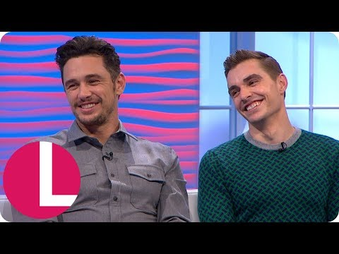 James and Dave Franco Were So Nervous to Show 'The Disaster Artist' to Tommy Wiseau | Lorraine