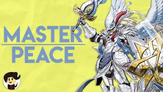 In this Yugioh video essay, I discuss the infamous Master Peace, The True Dracoslaying King, how this card redefined the power level of a towers boss monster, ...