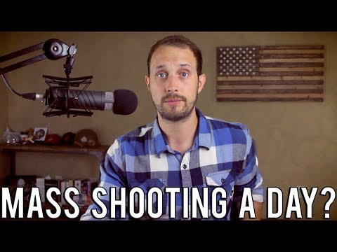 More Mass Shootings Than Days in 2019? | Yet Another Dishonest Media Narrative