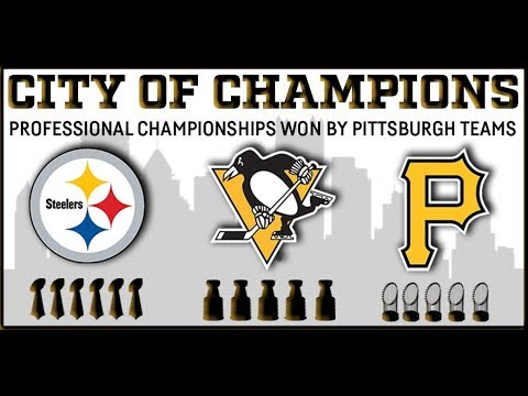 Every Pittsburgh Championship Win Since 1960