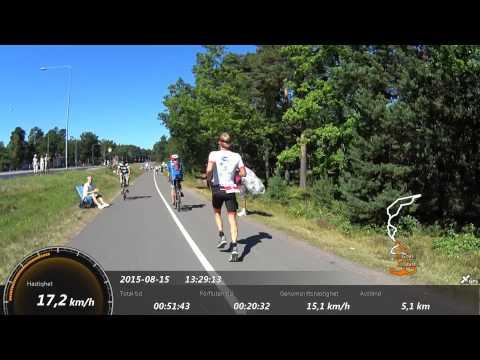 Ironman Kalmar 2015, Vinnare Patrik Nilsson, Varv 2av3 På Löpningen