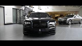 Rolls-Royce Edinburgh - Adamas Wraith