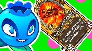 ELECTRIC BLUEBERRY IS RAGNAROS?! - PVZ Heroes