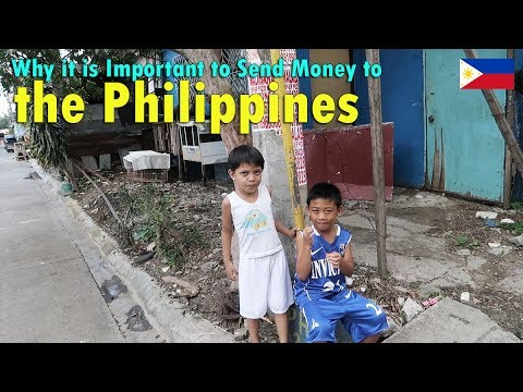 Why It Is Important to Send Money to the Philippines | June 30th, 2017 | Vlog #155