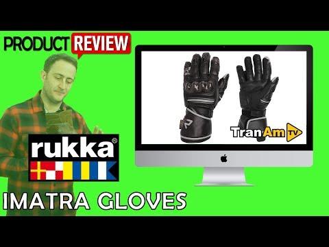 RUKKA Imatra Goretex Motorcycle Glove - Full HD