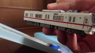 【鉄道模型開封動画7回目】マイクロエース都営地下鉄浅草線5300形ショートスカート車ベビーカーマーク付き