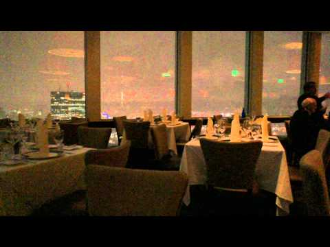 Top of the Hub restaurant, Prudential center, Boston, 52th floor 00006