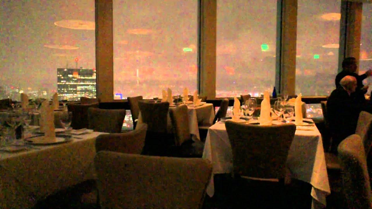 Top Of The Hub Restaurant Prudential Center Boston 52th Floor 00006