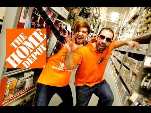 HOME DEPOT STYLE!!! - JORDAN SOVIS & DJ CHEWY