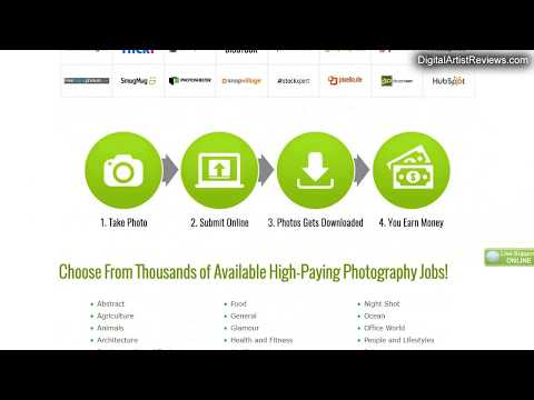 Photography Jobs Online - Review