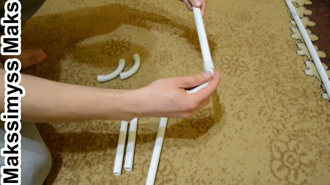 Пяльцы-рамки для вышивания своими руками