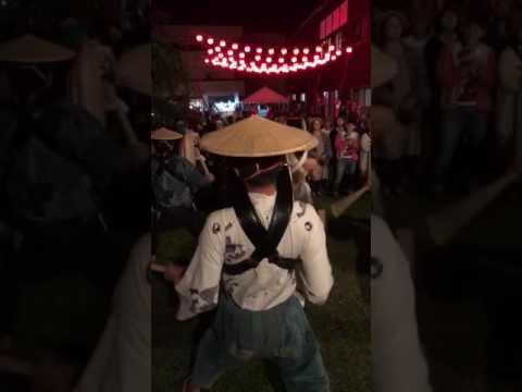 切腹ピストルズ☆祭る☆小千谷市片貝町 2017618