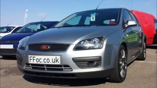 Ford Focus MK2 1.8 tdci Modified