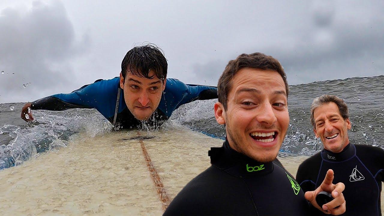 El nuevo CALICHIN aprendió a SURFEAR