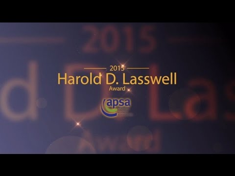 definition of politics by harold lasswell