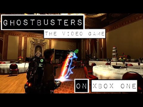 Xbox One - Ghostbusters: The Video Game, 360 Backwards Compatibility GAMEPLAY