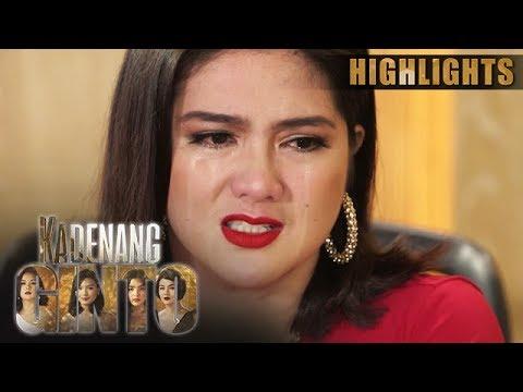 Daniela, gagawa ng paraan para magalit si Romina kay Carlos | Kadenang Ginto