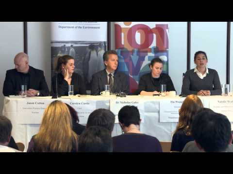 Innovation Panel Discussion - Innovation Month 2015