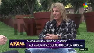 Zapętlaj Claudio Caniggia rompió el silencio en Infama (Parte 1) | America TV